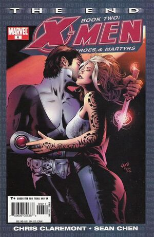 X-Men: The End (Vol 2 2005) #6 CVR A
