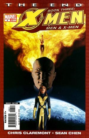 X-Men: The End (Vol 3 2006) #6 CVR A
