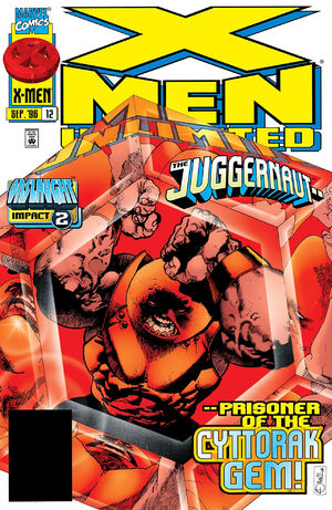 X-Men Unlimited (Vol 1 1996) #12 CVR A