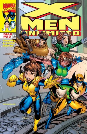X-Men Unlimited (Vol 1 1999) #22 CVR A