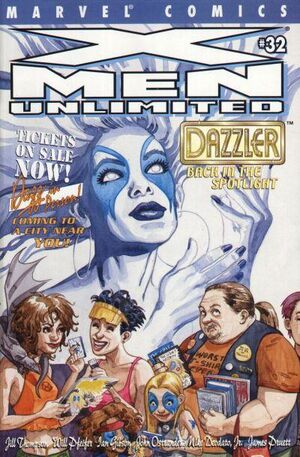 X-Men Unlimited (Vol 1 2001) #32 CVR A