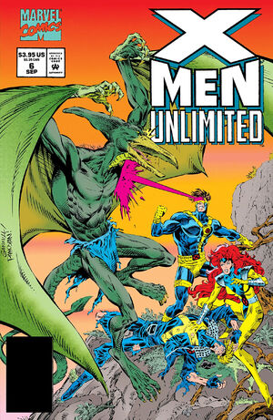 X-Men Unlimited (Vol 1 1994) #6 CVR A