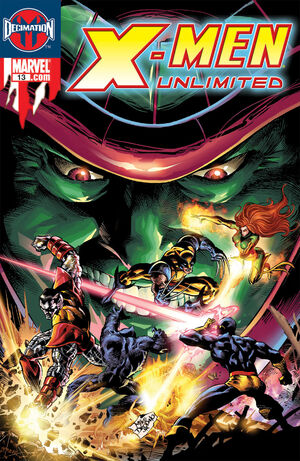 X-Men Unlimited (Vol 2 2006) #13 CVR A