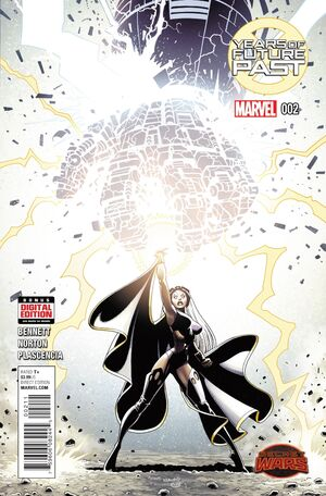 Years of Future Past (Vol 1 2015) #2 CVR A
