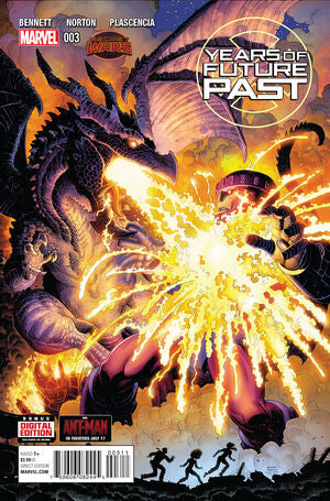 Years of Future Past (Vol 1 2015) #3 CVR A