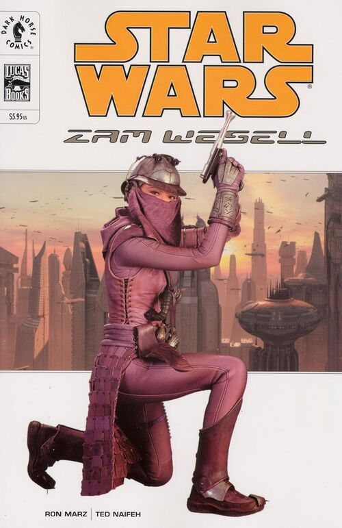 Star Wars - Zam Wesell (Vol 1 2002) #One-shot CVR A