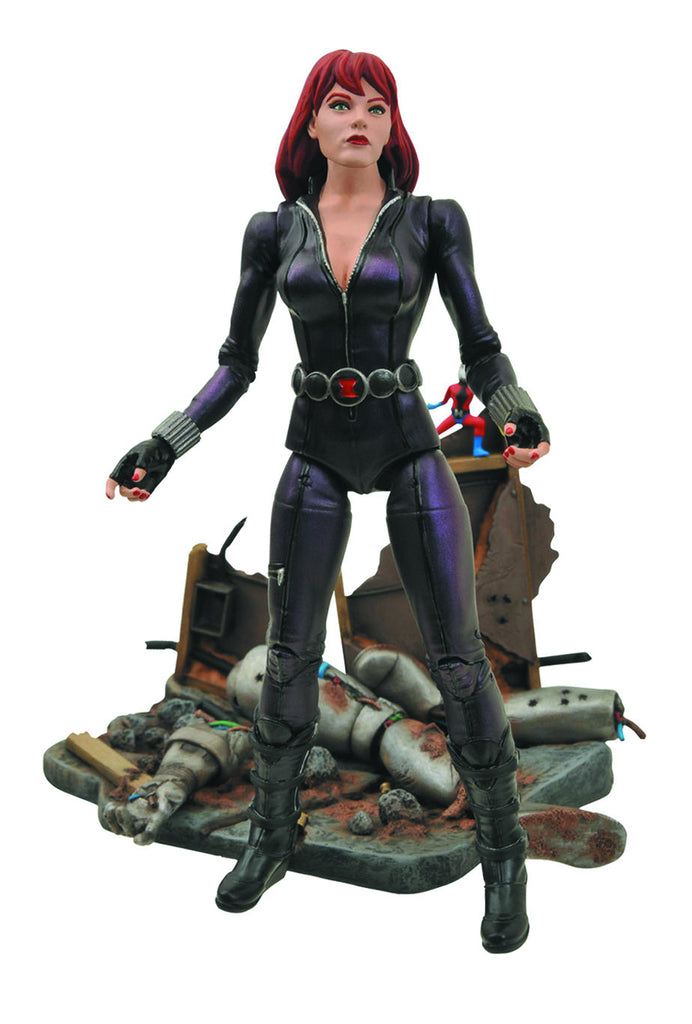 MARVEL SELECT - Black Widow