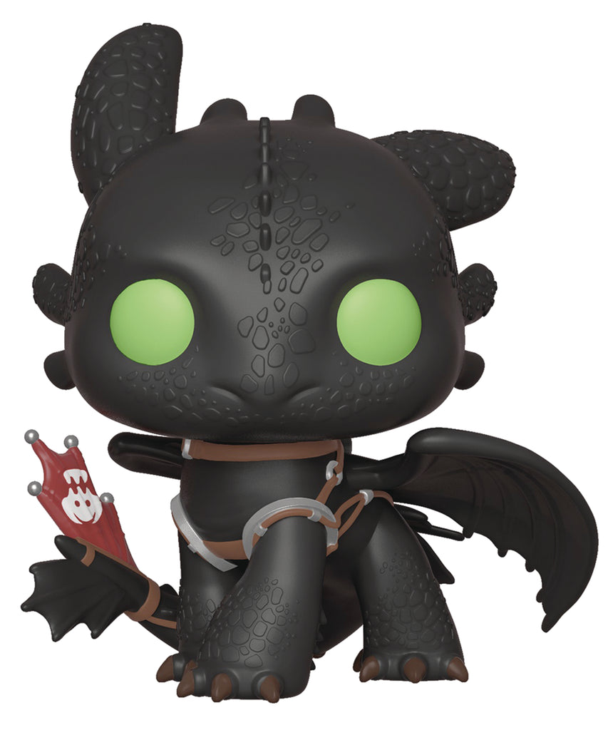 POP HTTYD3 - Toothless