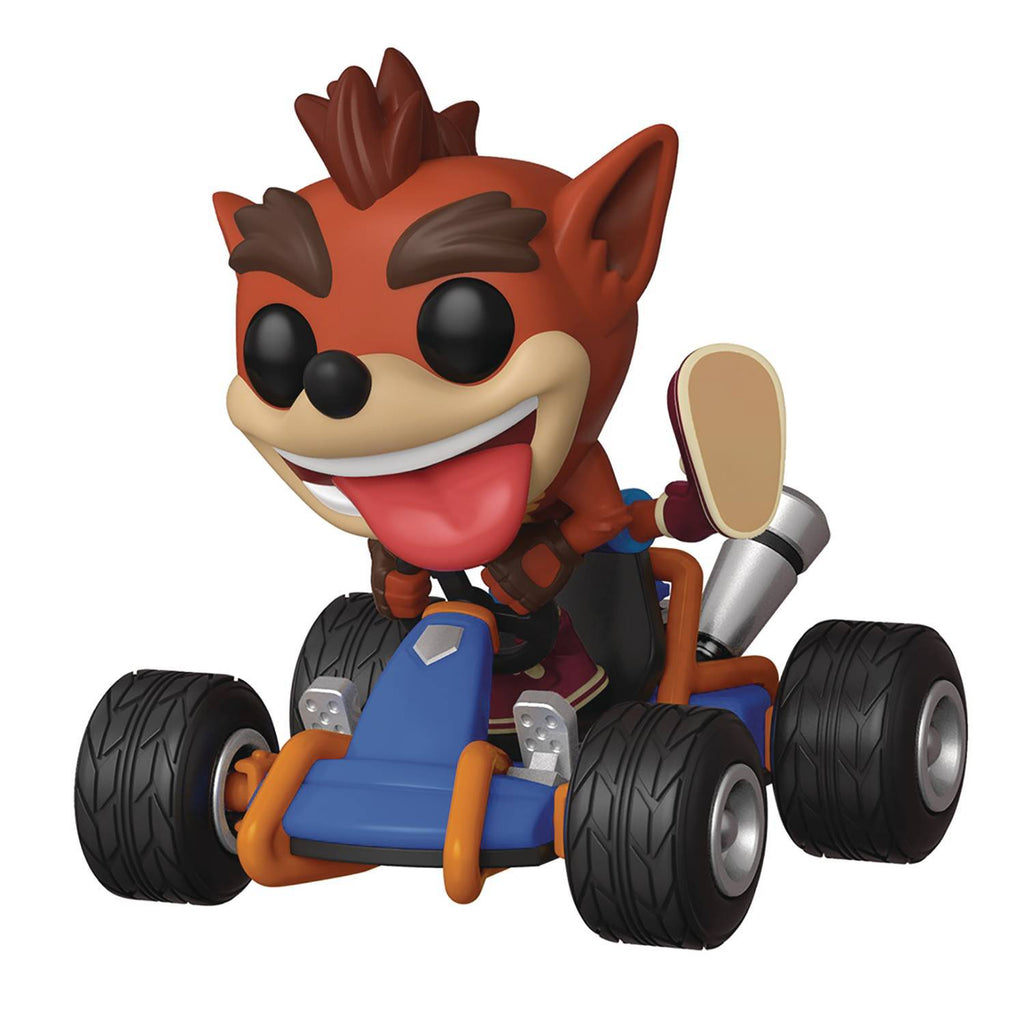 POP Rides - Crash Bandicoot