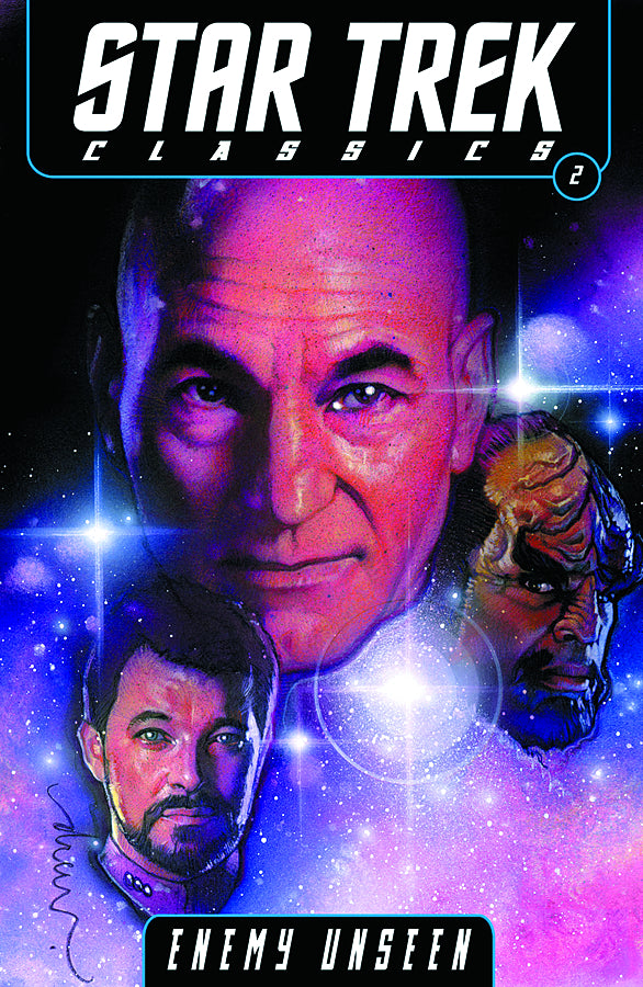 Star Trek Classics TP Vol 02 Enemy Unseen