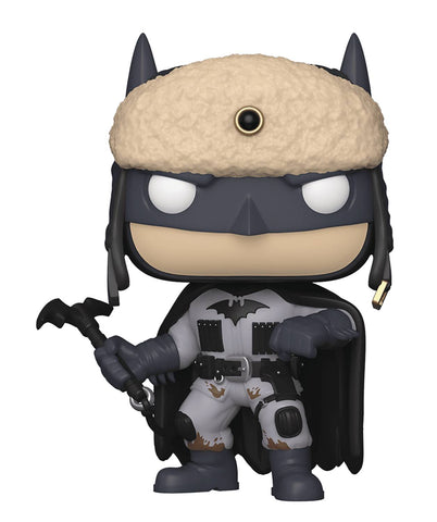 POP DC Heroes - Batman 80th Red Son