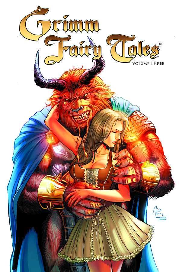 Grimm Fairy Tales TP Vol 03
