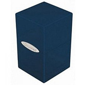 Deckbox: Satin Tower- Blue