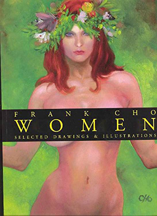 Frank Cho Women Drawings & Illustrations TP Vol 01