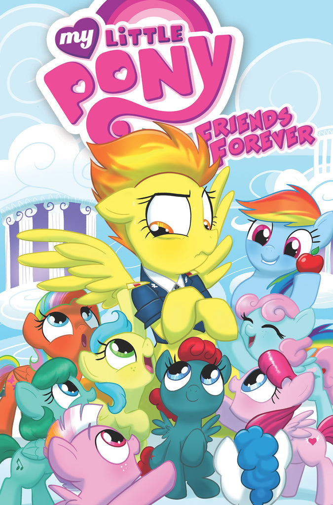 My Little Pony Friends Forever TP Vol 03
