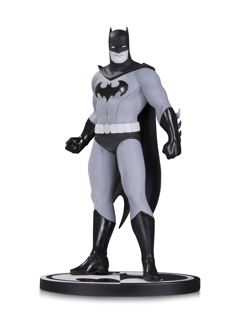 DC STATUE Bat B&W - JOKER BY AMANDA CONNER