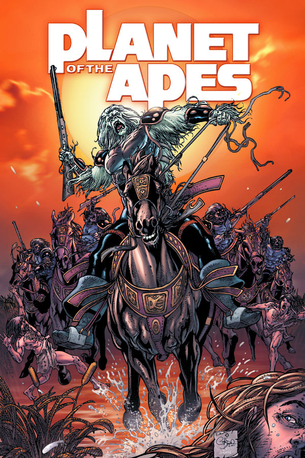 Planet Of The Apes Tp Vol 02
