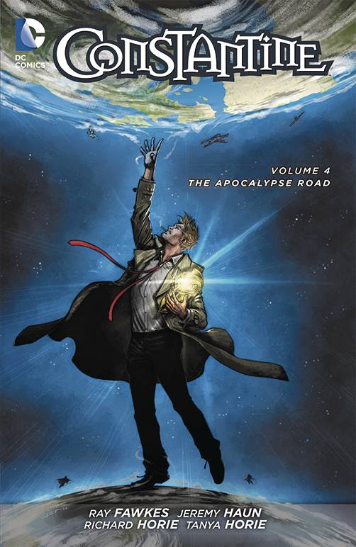 Constantine TP Vol 04 The Apocalypse Road TP