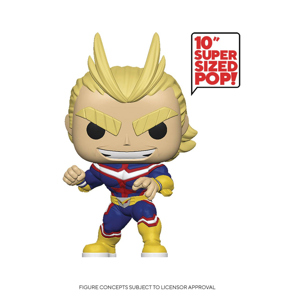 POP 10in MHA - All Might