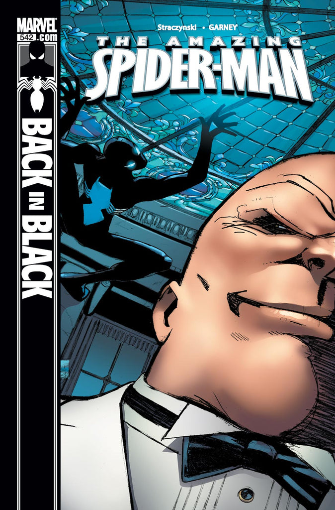 Amazing Spider-Man (Vol 2 2007) #542