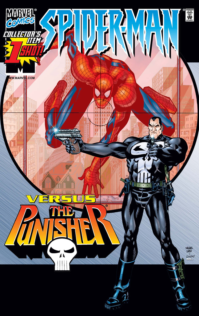 Spider-Man Versus The Punisher (Vol 1 2000) #1 CVR A
