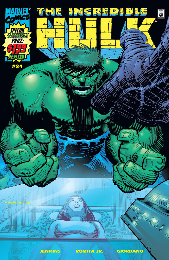 Incredible Hulk (Vol 2 2000) #24 CVR A