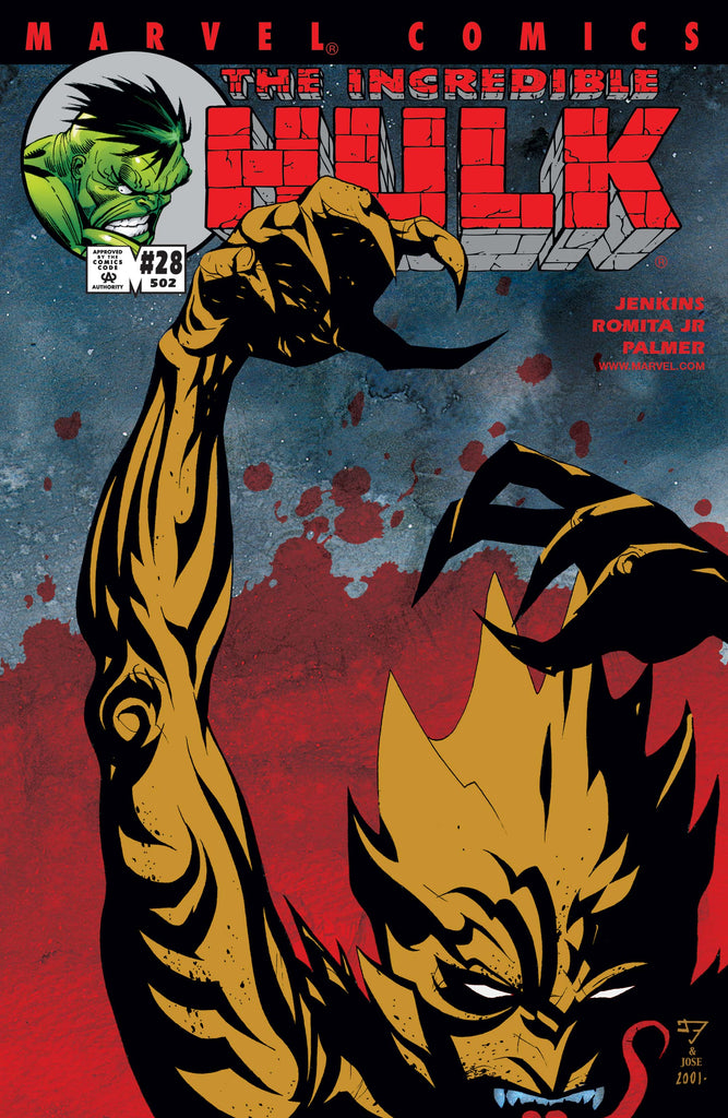 Incredible Hulk (Vol 2 2000) #28 CVR A
