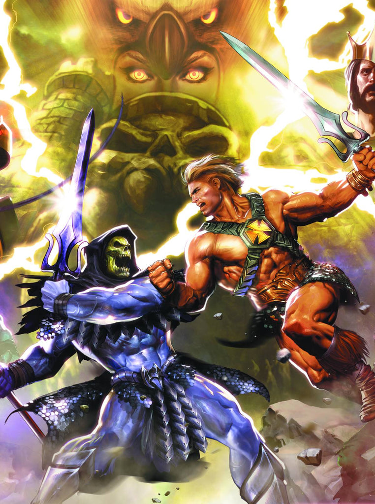He Man And The Masters Of The Universe TP Vol 01