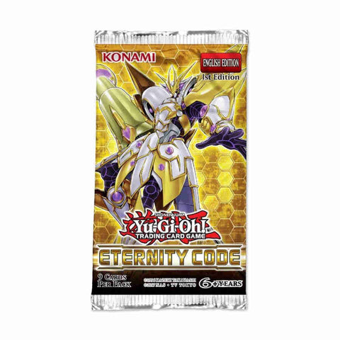YGO Eternity Code Booster Pack
