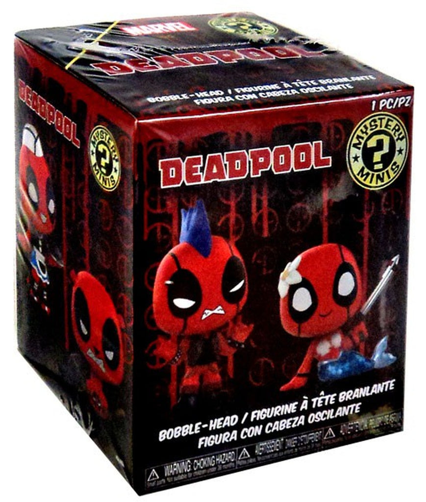 Mystery Mini: Marvel Deadpool
