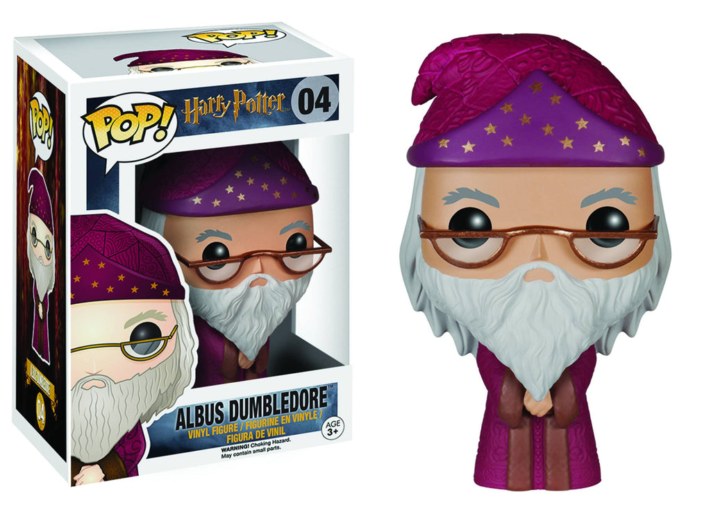 POP HP - Albus Dumbledore Purple