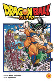 DRAGON BALL SUPER GN VOL 08 (C: 1-1-2)