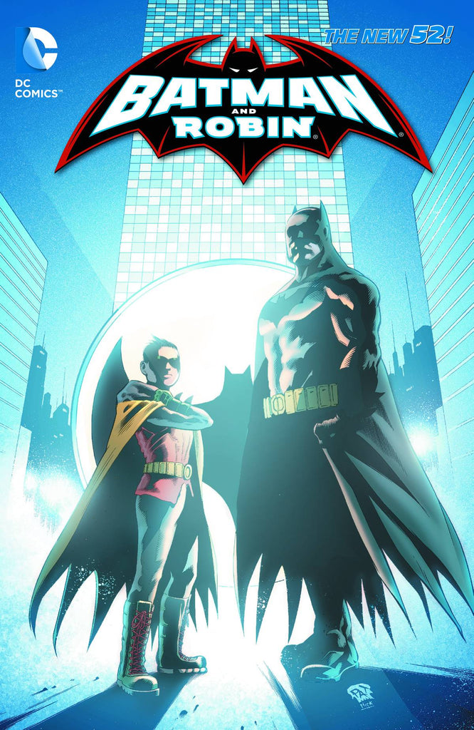 Batman & Robin TP Vol 03 Death Of The Family (N52)