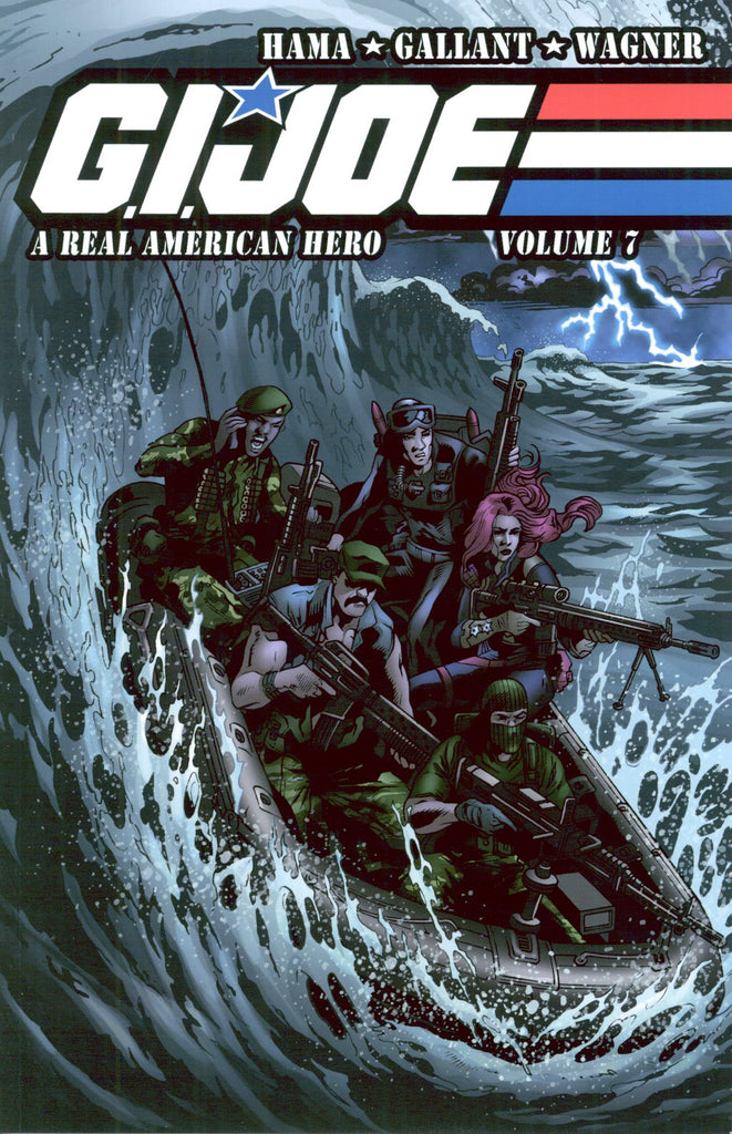 Gi Joe A Real American Hero Tp Vol 07 (May130344)