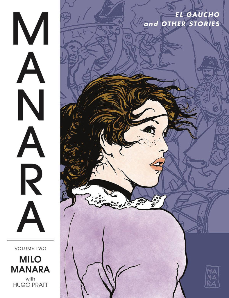 MANARA LIBRARY TP VOL 02 EL GAUCHO & OTHER STORIES