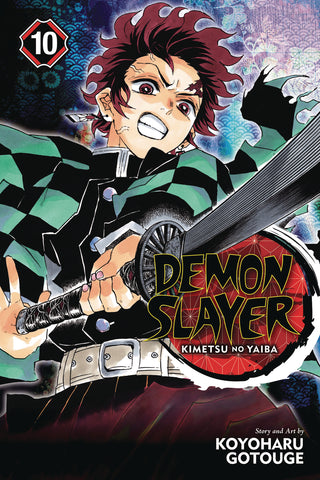 DEMON SLAYER KIMETSU NO YAIBA GN VOL 10