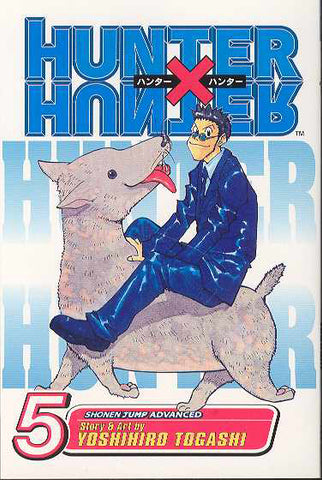 Hunter X Hunter GN Vol 05 (Curr Ptg)