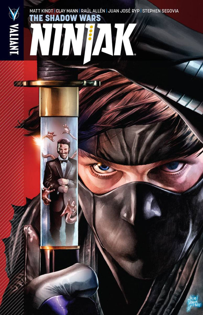 Ninjak TP Vol 02 Shadow Wars