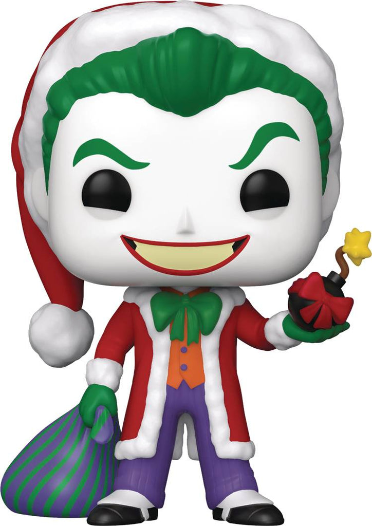POP DC Holiday - Santa Joker
