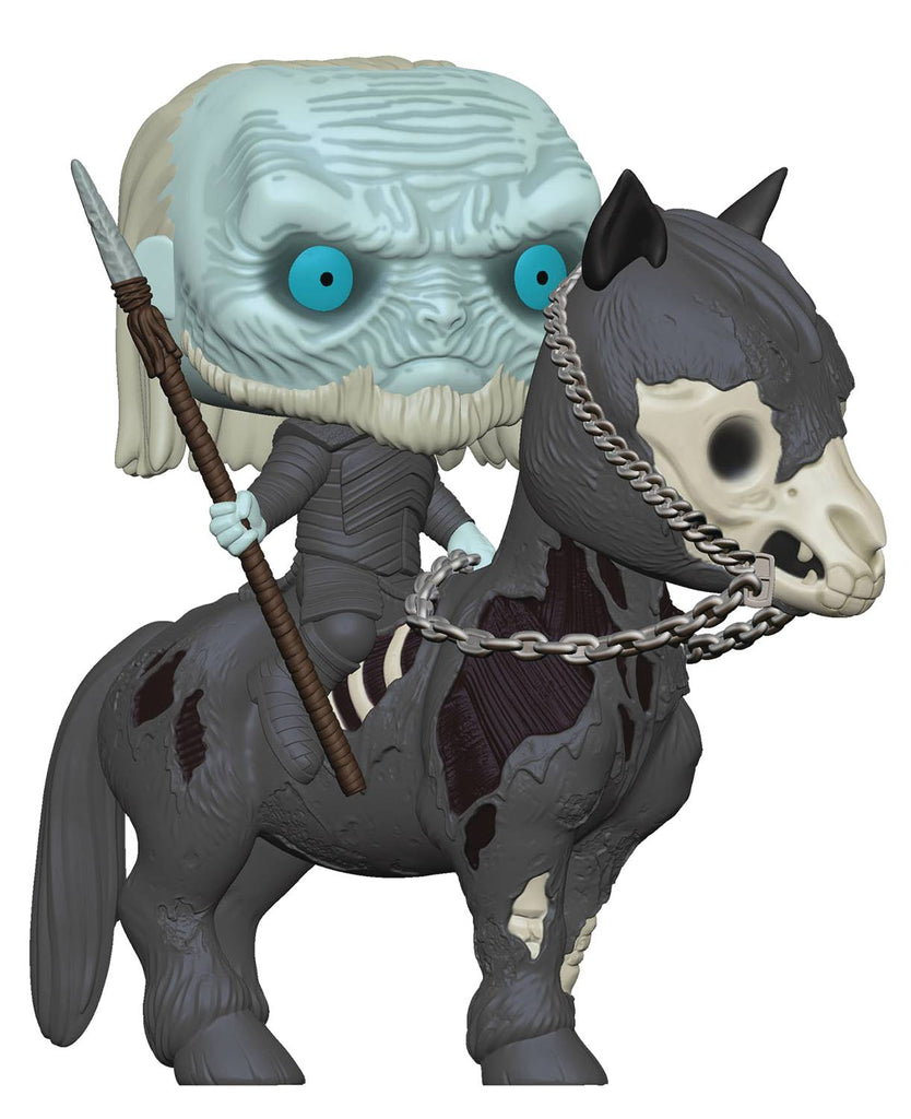 POP Rides - GOT White Walker on Horse