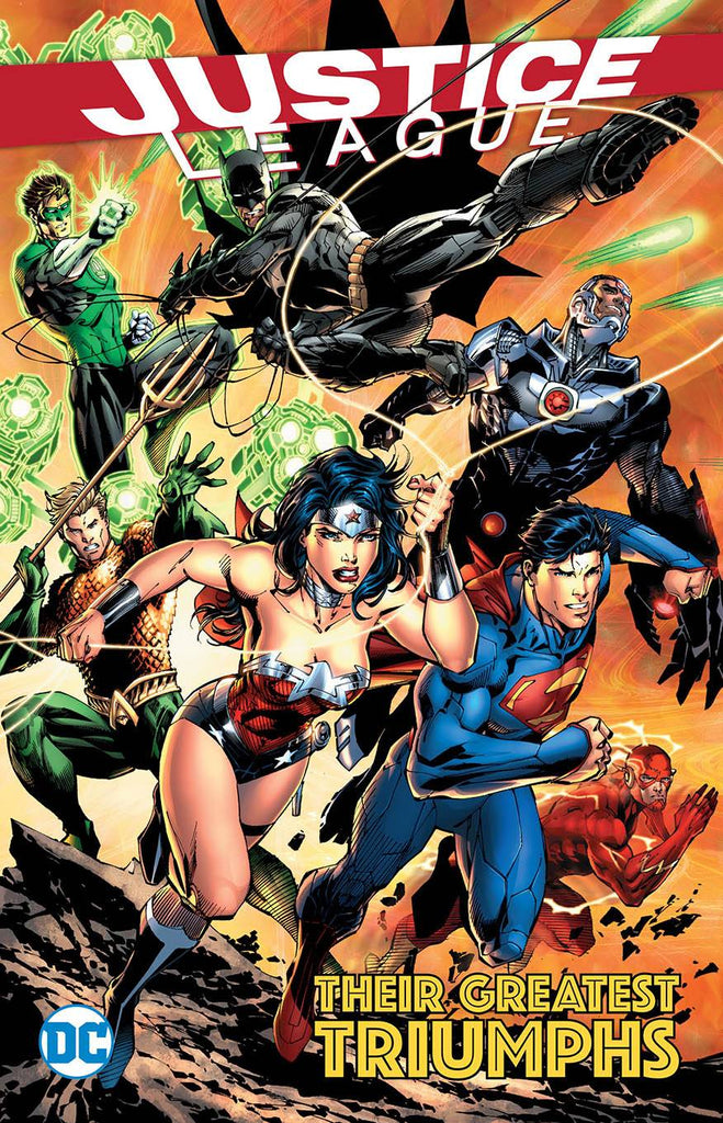 JUSTICE LEAGUE THEIR GREATEST TRIUMPHS TP*