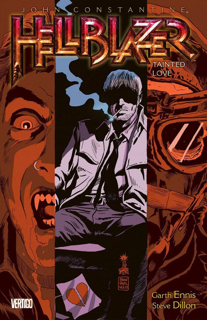 Hellblazer Tp Vol 07 Tainted Love