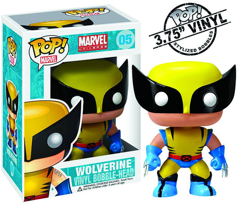 POP Marvel Heroes - Wolverine