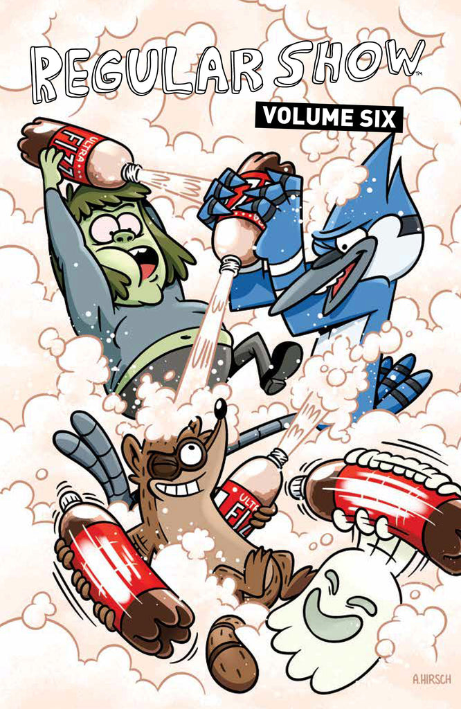 Regular Show TP Vol 06 (O/A) (Mar161199)