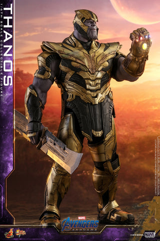 Thanos Sixth Scale Figure (Endgame Movie Masterpiece)