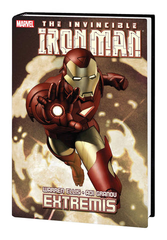 Iron Man Extremis Marvel Select HC
