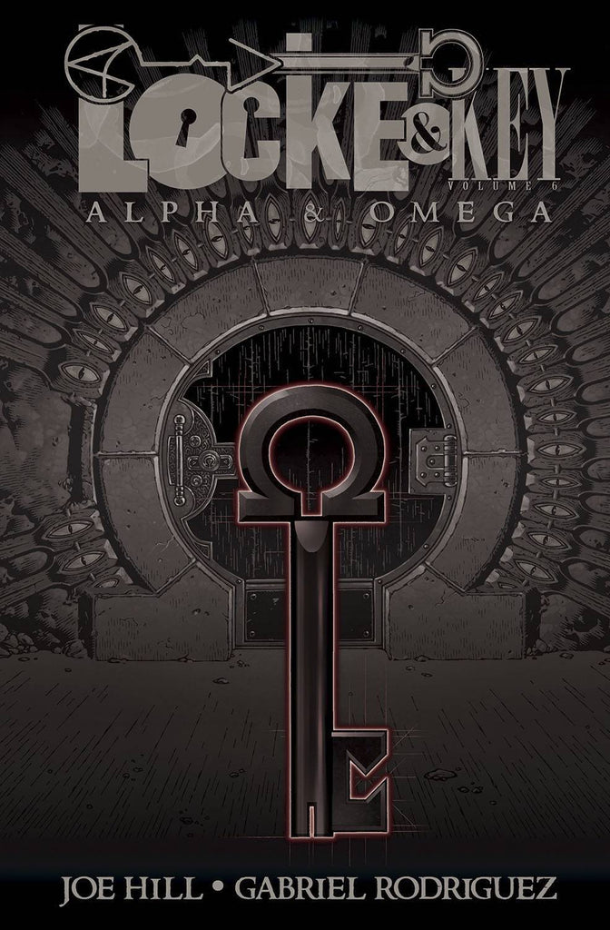 Locke & Key TP Vol 06 Alpha & Omega