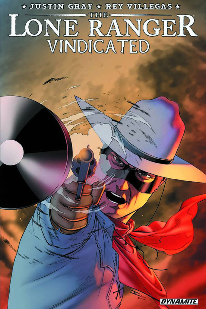 Lone Ranger Vindicated TP
