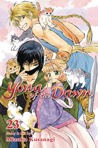YONA OF THE DAWN GN VOL 23 (C: 1-1-2)