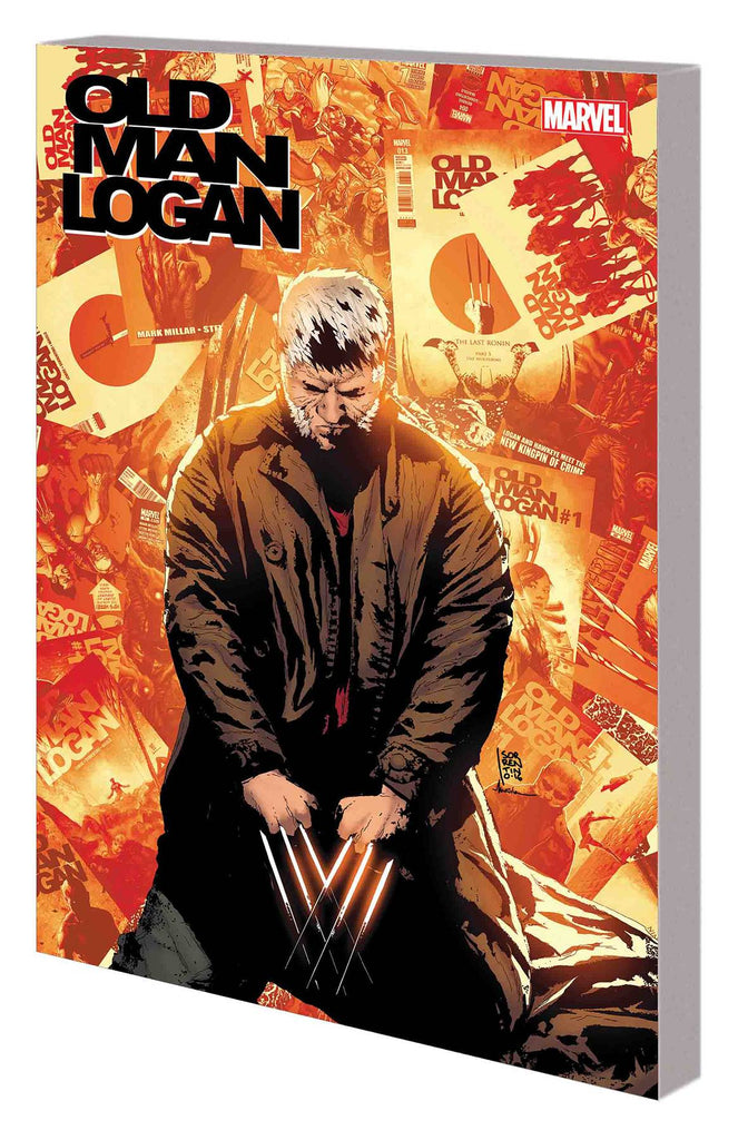 Wolverine Old Man Logan TP Vol 05 Past Lives